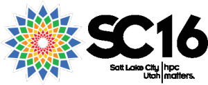SuperComputing2016 Logo