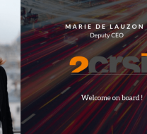 Marie de Lauzon joins 2CRSI as Deputy CEO