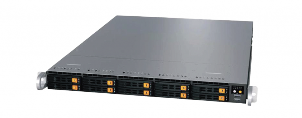 ULYS 1.10 is a 1U storage server that can meet all your storage needs: HPC, AI/ DL, GPU-virtualization, CPU rendering & mission-critical applications