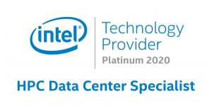 Intel Technology provider Data Center Specialist