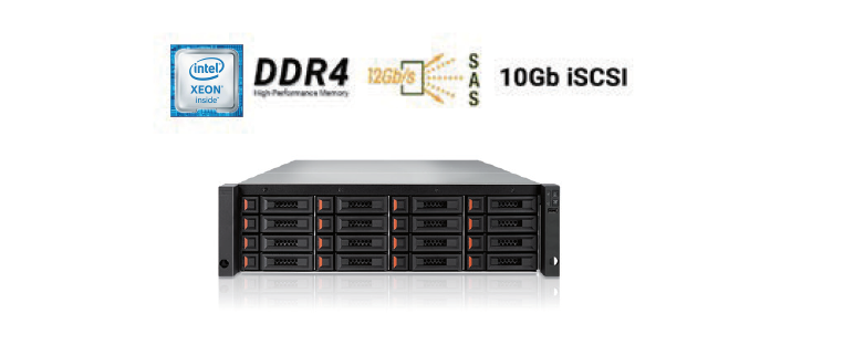 Ulys San Series DDR4 10Gb iSCSI